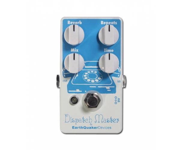 EARTHQUAKER DEVICES - DISPATCH MASTER