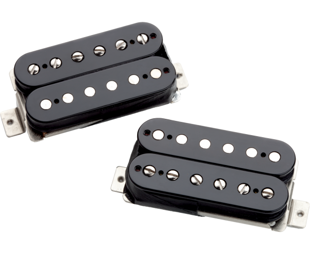 SEYMOUR DUNCAN - Slash Alnico II Pro, kit noir