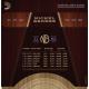 D'ADDARIO NICKEL BRONZE NB1152 CUSTOM LIGHT, 11-52