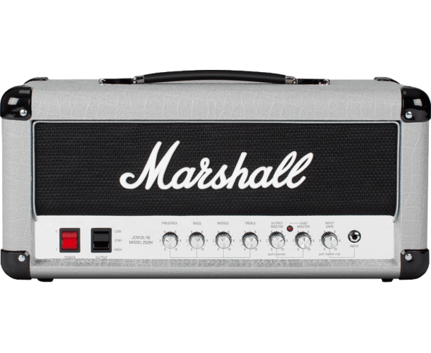 MARSHALL - TÊTE SILVER JUBILEE 2525