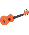 MAHALO - UKULELE MR1 RAINBOW ORANGE