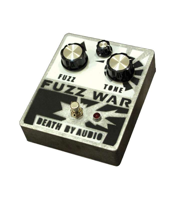 DEATH BY AUDIO - FUZZ WAR