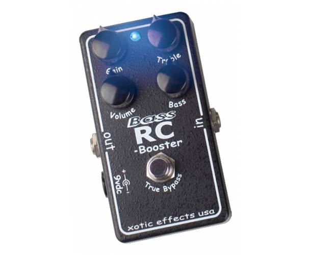 XOTIC - BASS RC-BOOSTER