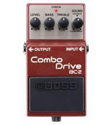 BOSS - BC-2 COMBO DRIVE