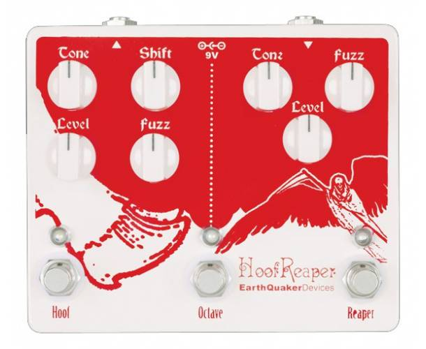 EARTHQUAKER DEVICES - HOOF REAPER