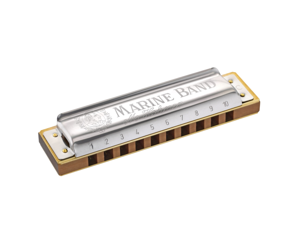 HOHNER - HARMONICA 1896 MARINE BAND TONALITE DO