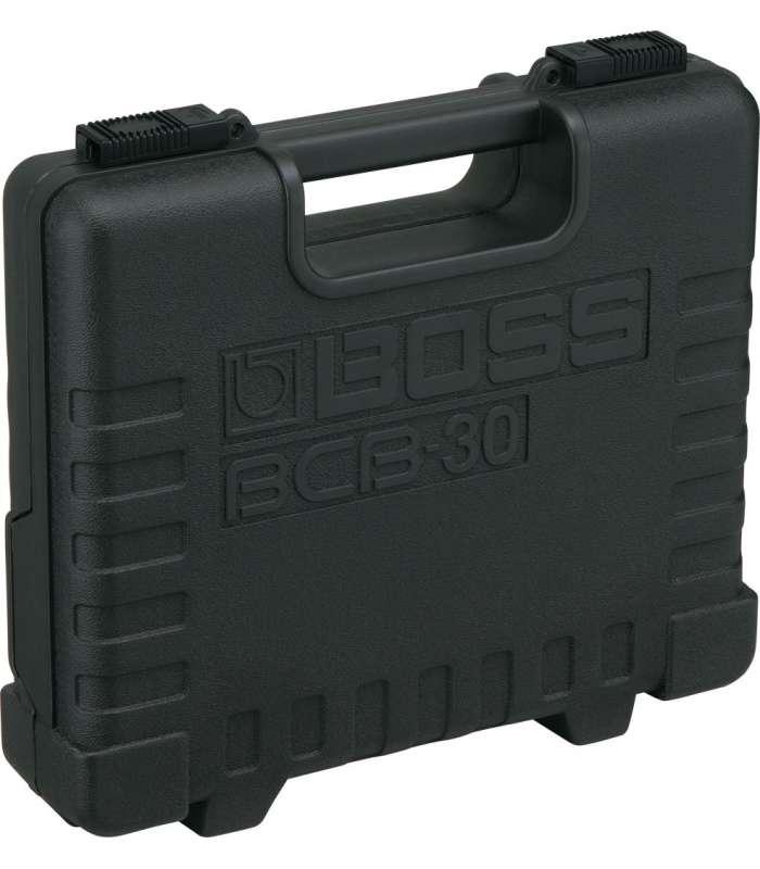 BOSS - BCB-30 - MALLETTE DE TRANSPORT POUR 3 PEDALES
