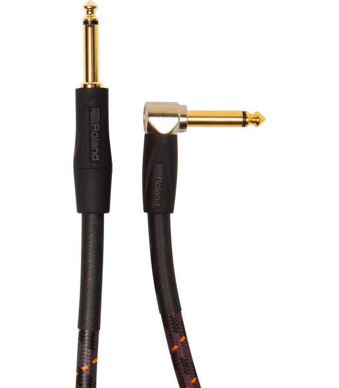 ROLAND – G10A CABLE COUDE/DROIT LONGUEUR 3M