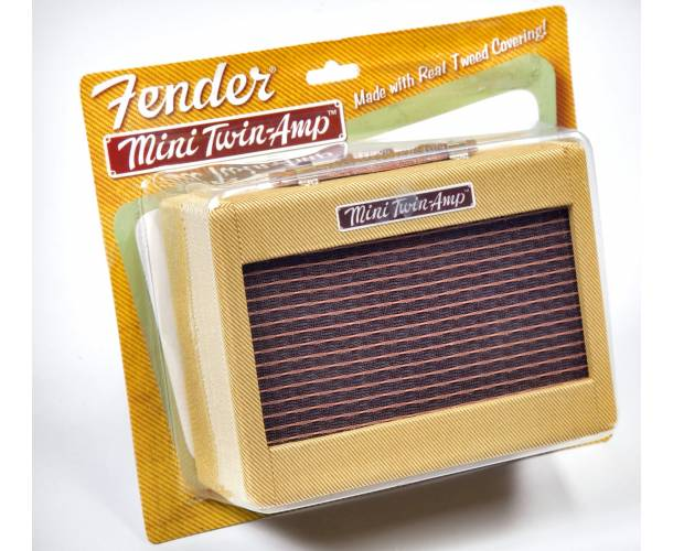 FENDER - Mini '57 Twin-Amp Tweed