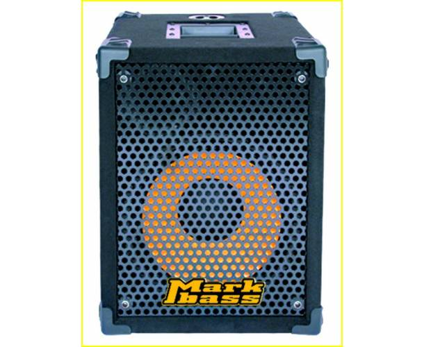 "MARKBASS - TRAVELER 121H - 1x12"" - compression 1"" - 400W - 8 Ohms"