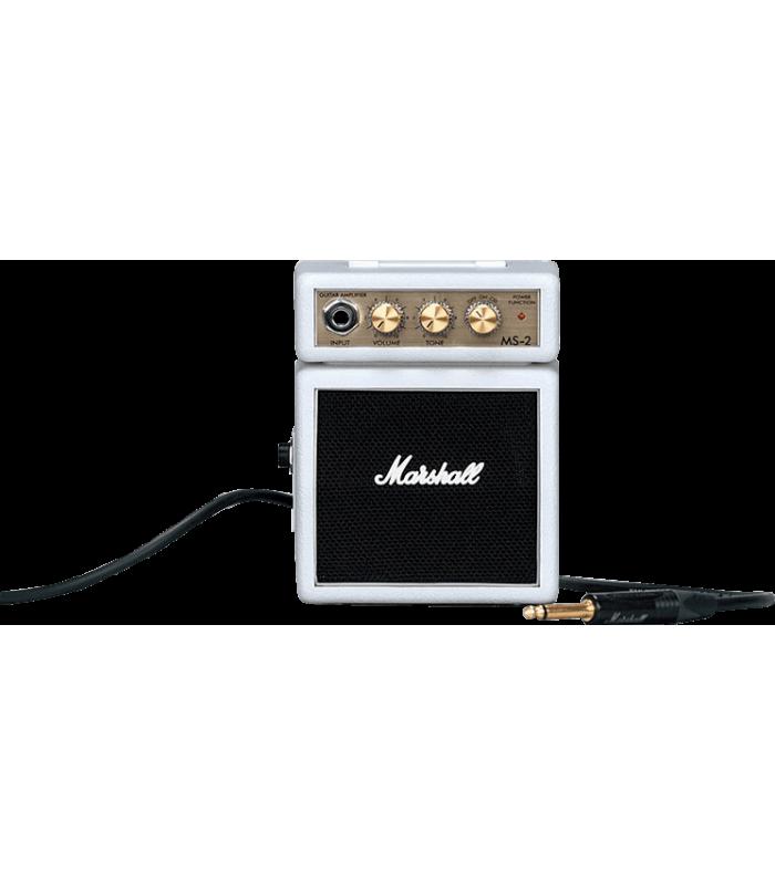 Marshall - AMPLI 2W BLANC/MICRO AMPL.PILE