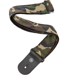 PLANET WAVES - 50G04 COURROIE NYLON CAMOUFLAGE 50MM