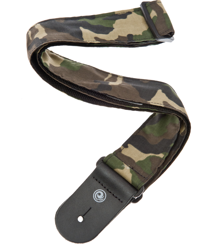 PLANET WAVES - COURROIE NYLON CAMOUFLAGE 50MM