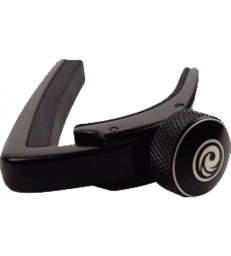 PLANET WAVES - CP02 CAPODASTRE NS ALU NOIR