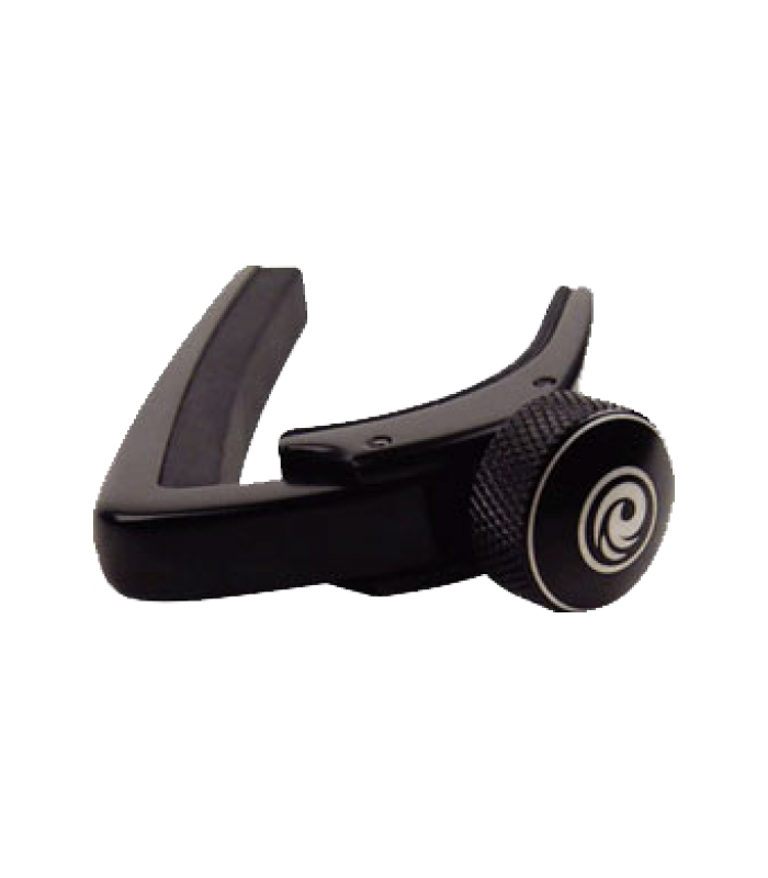 PLANET WAVES - CAPODASTRE NS ALU NOIR