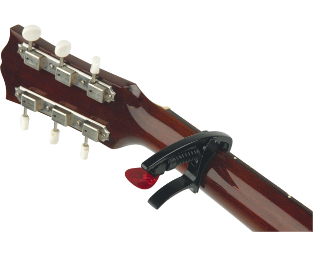 PLANET WAVES - NS TRI-ACTION CAPO NOIR