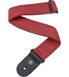 PLANET WAVES - S101 COURROIE POLY ROUGE 50MM