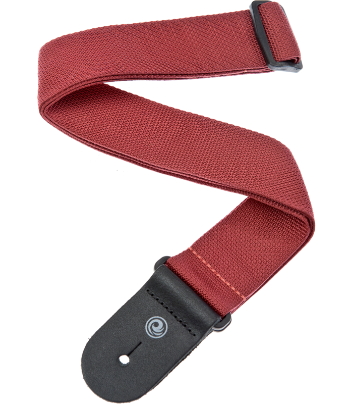 PLANET WAVES - COURROIE POLY ROUGE 50MM
