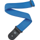 PLANET WAVES - S102 COURROIE POLY BLEUE 50MM