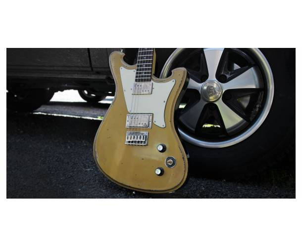 WILD CUSTOMS - WILDMASTER GOLD TOP RELIC
