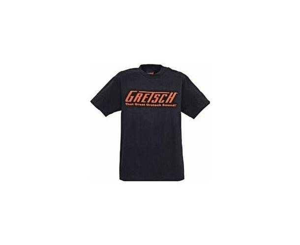That Great Gretsch® Sound! T-Shirt Black XL