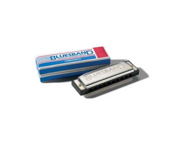 HOHNER - BLUES BAND HARMONICA DO