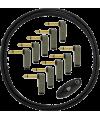 PLANET WAVES - GPKIT-10 PATCH POUR PEDALIER
