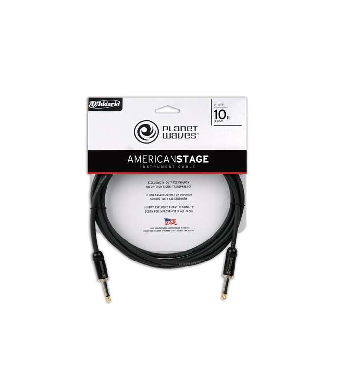 PLANET WAVES - JACK/JACK US NEUTRIK 3M