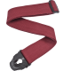 PLANET WAVES - SPL201 COURROIE POLY P.LOCK ROUGE