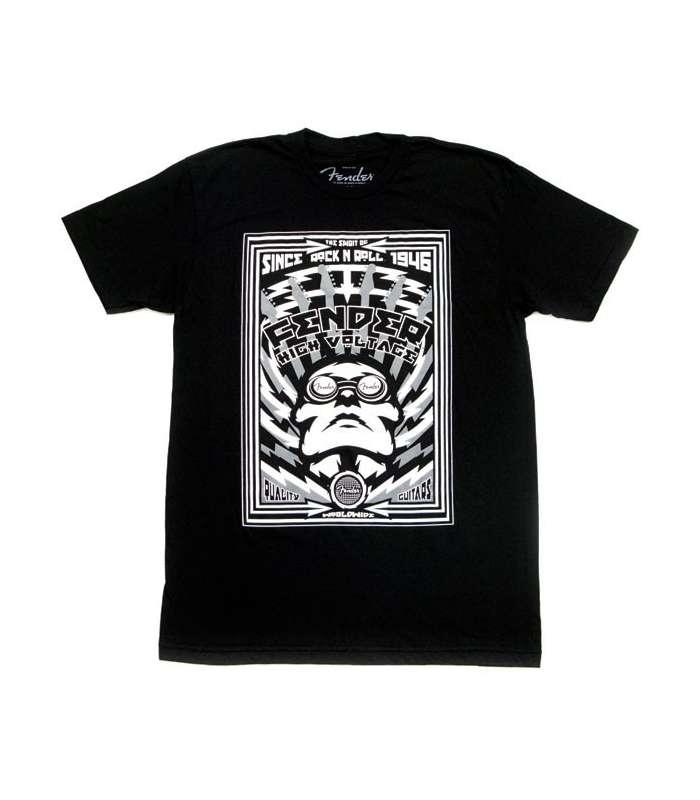 FENDER - Fender® High Voltage T-Shirt Black M