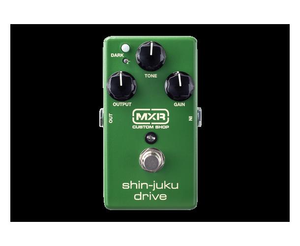 MXR - SHIN JUKU DRIVE