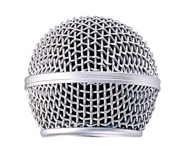 SHURE - GRILLE POUR MICRO SM58