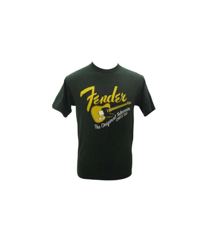 FENDER - Fender® Original Tele T-Shirt Green L