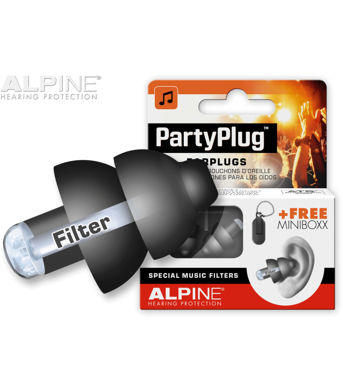 PARTY PLUG PROTECTION AUDITIVE