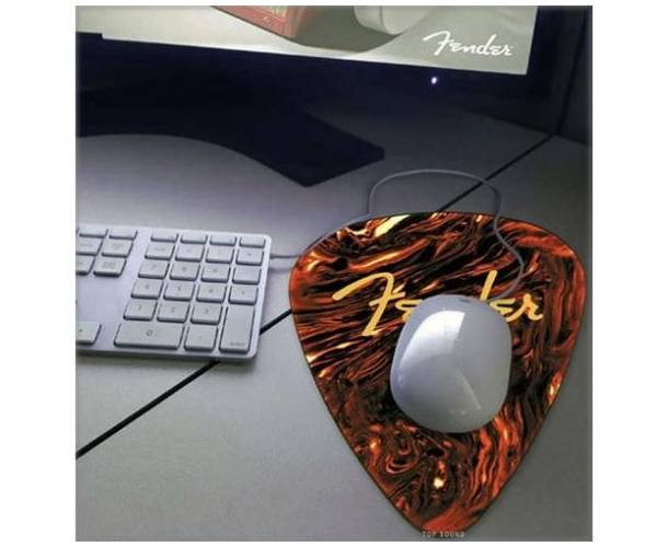 FENDER MEDIUM PICK MOUSE PAD
