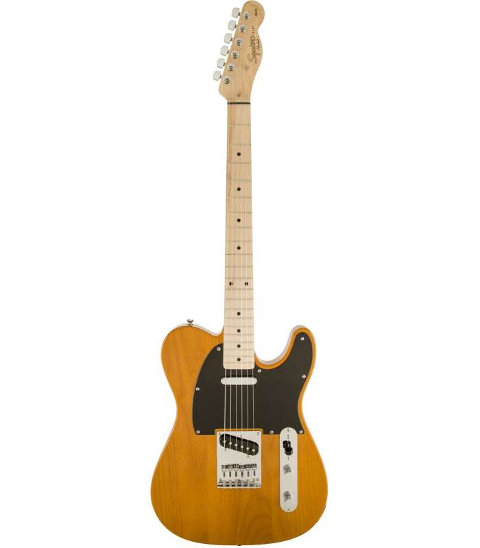 SQUIER - AFFINITY SERIES TELECASTER BUTTERSCOTCH