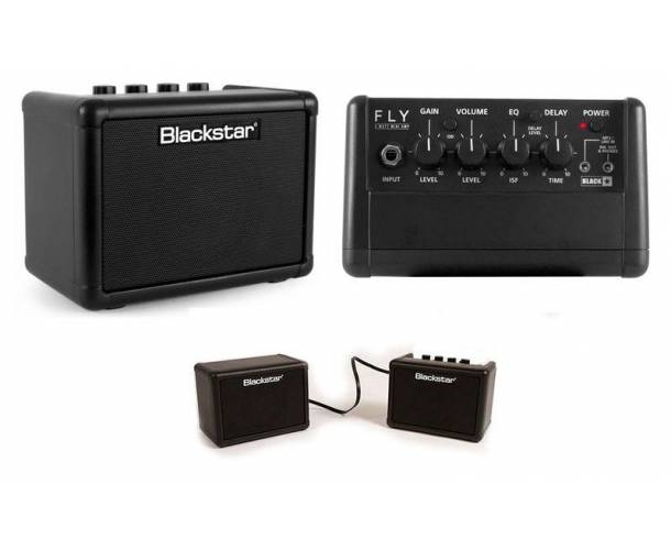Blackstar - Fly 3 PACK