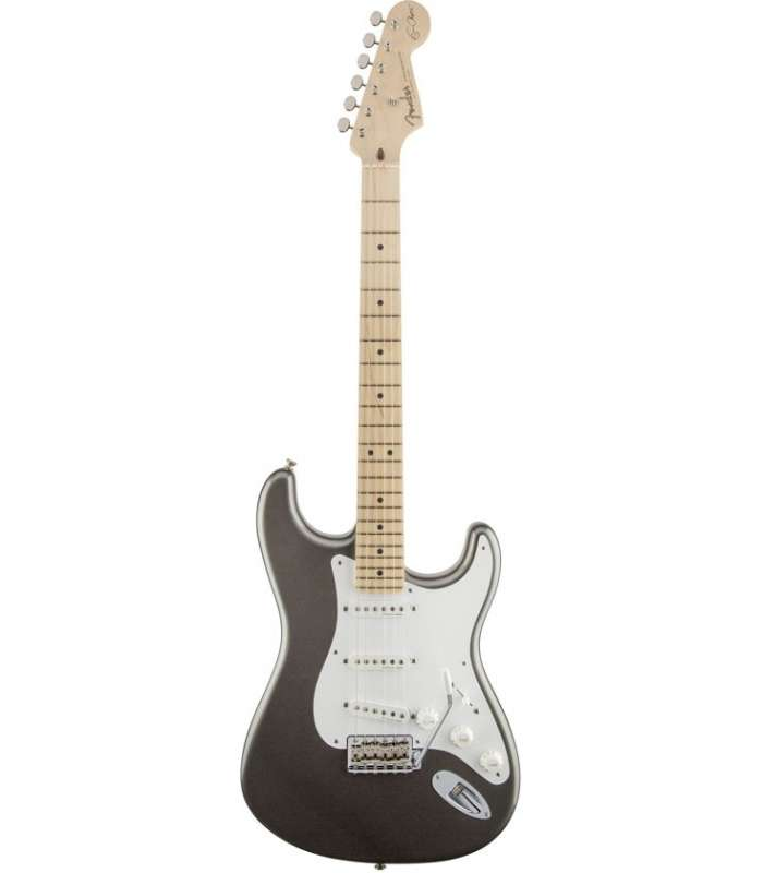 FENDER - ARTIST ERIC CLAPTON STRATOCASTER SIGNATURE PEWTER