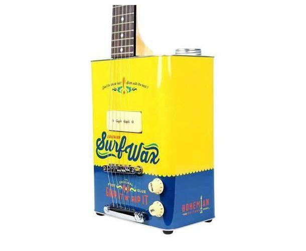 BOHEMIAN SURF WAX - ELECTRIC GUITAR - 1 X P90