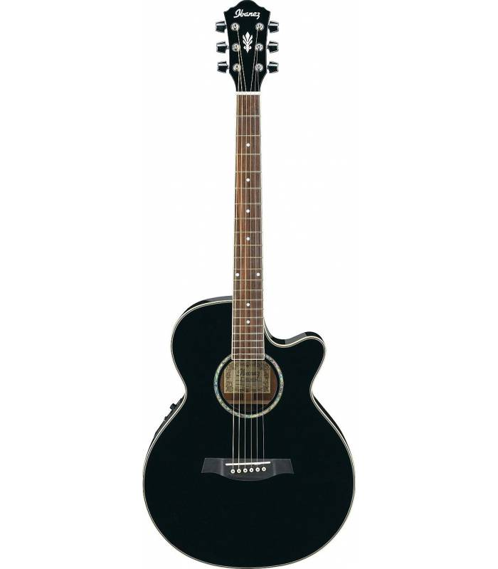 IBANEZ - AEG10II-BK - black