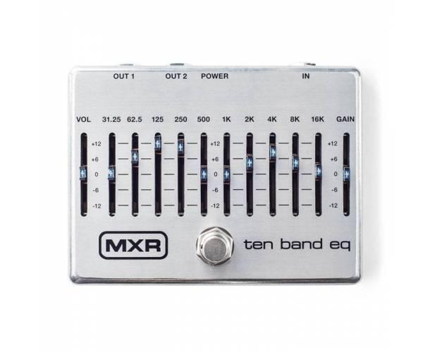 MXR - M108S PEDALE EQ 10 BANDES