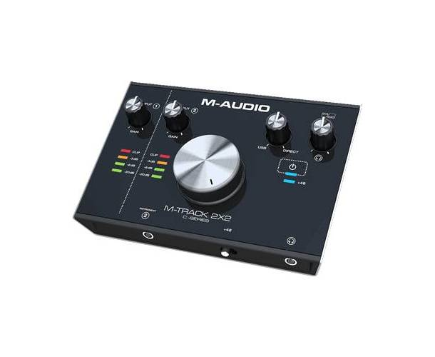 M-AUDIO - MTRACK 2X2