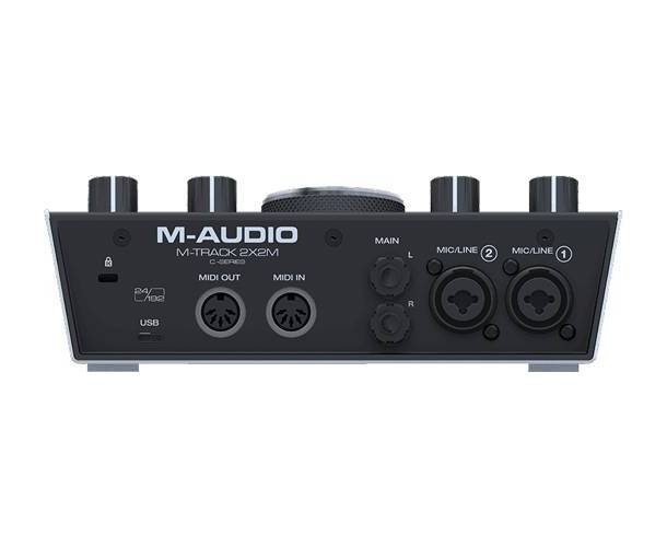 M-AUDIO - MTRACK 2X2M