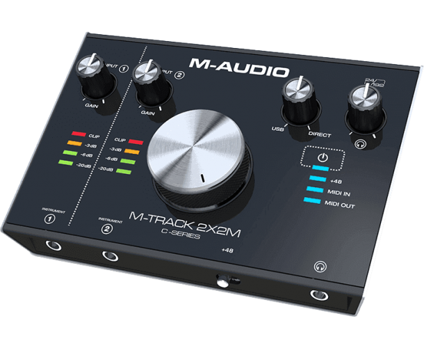 M-AUDIO - MTRACK 2X2M