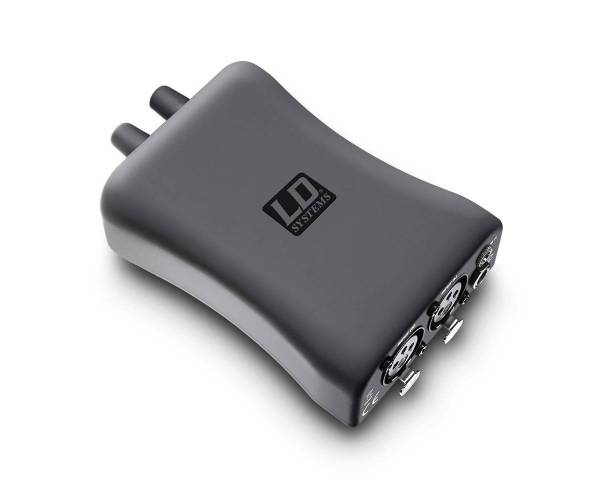 LD SYSTEMS HPA1 AMPLIFIER FOR HEADPHONES AND WIRED IEM