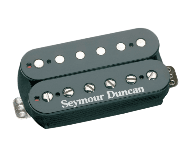 SEYMOUR DUNCAN - Duncan Distortion, chevalet, noir, trembucker