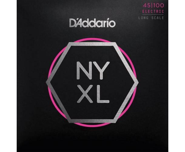 D'ADDARIO NYXL45100 CORDES GUITARE BASSE