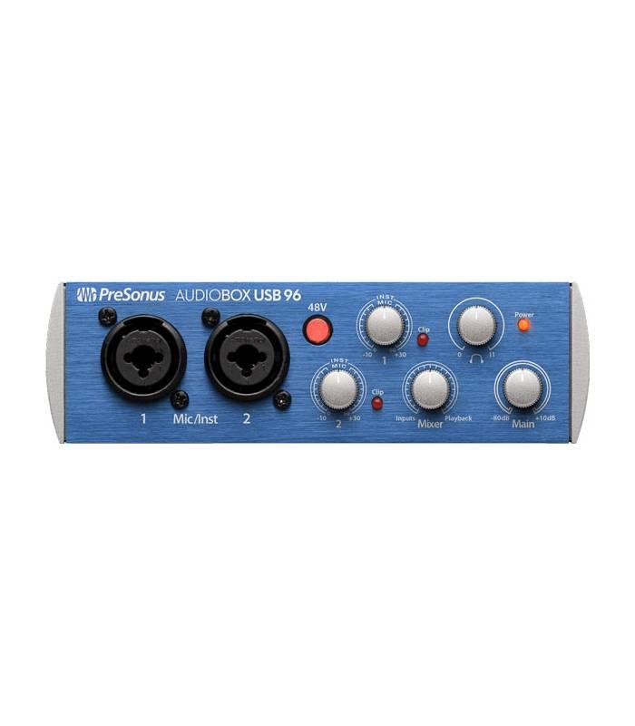 PRESONUS - AUDIOBOX USB 96 2x2