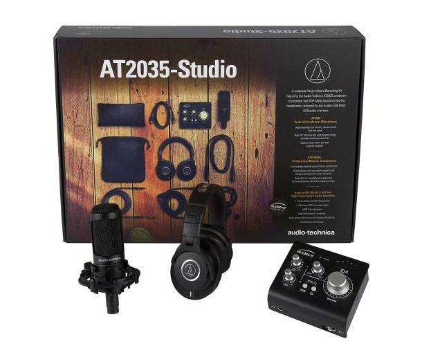 AUDIO TECHNICA AT2035 STUDIO