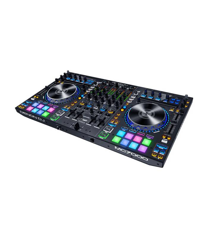 DENON DJ- MIXEUR MC7000